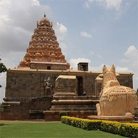 cholapuram temple in kumbakonam