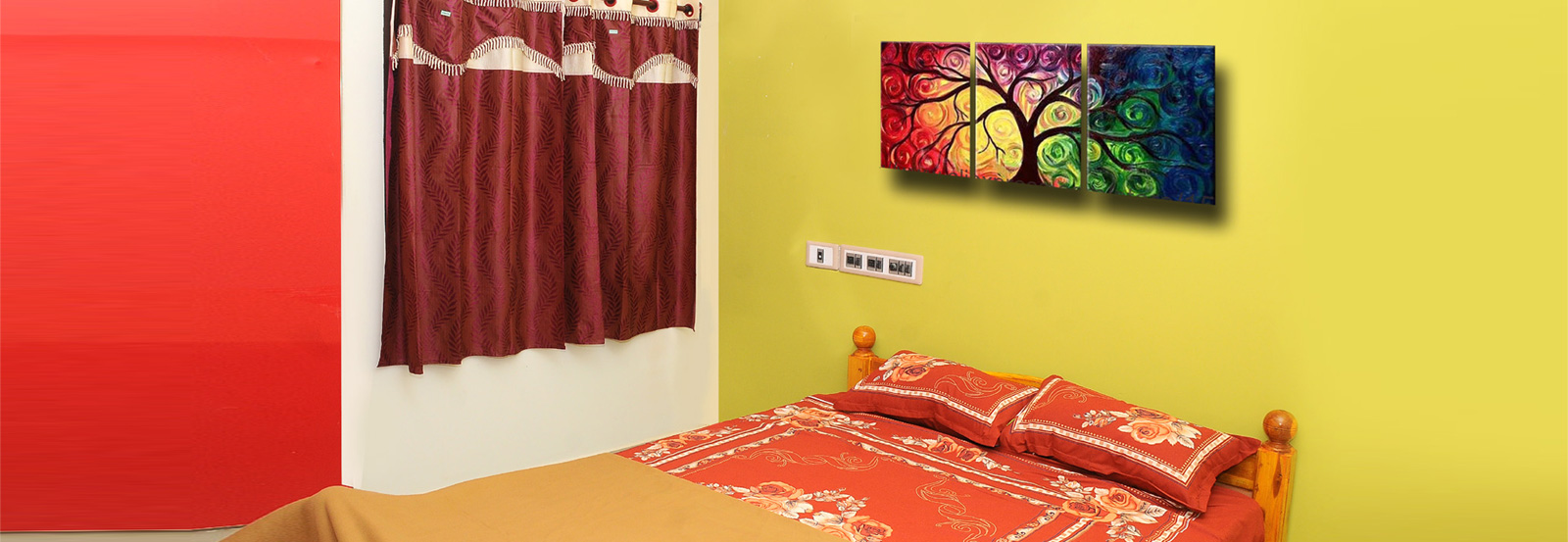 kumbakonam home stay rooms
