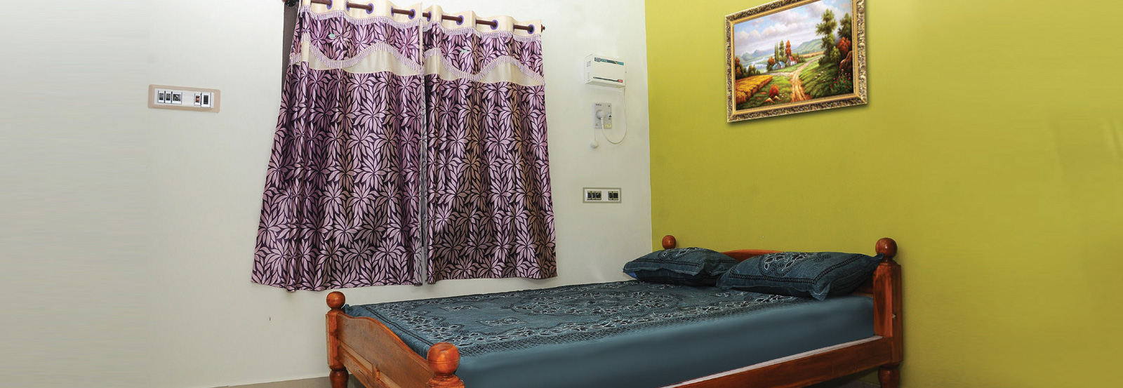 kumbakonam hotel bedroom