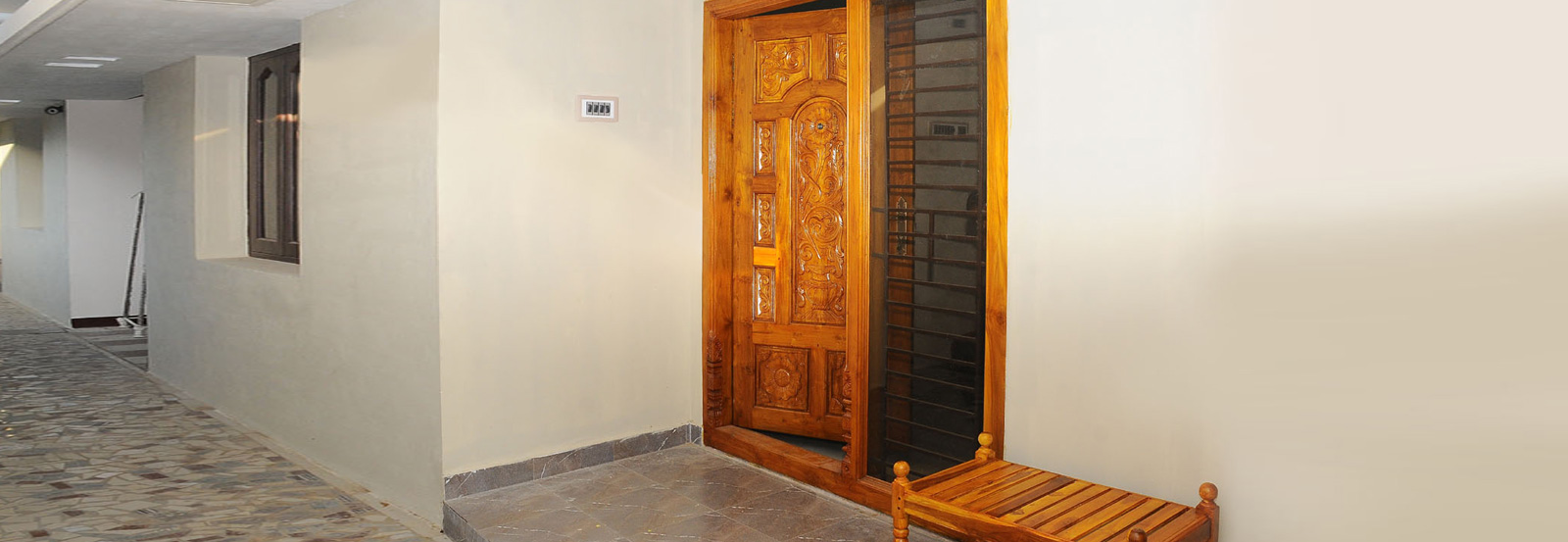 kumbakonam home stay room front